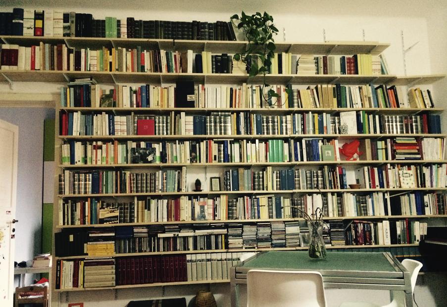 libreria cremagliera