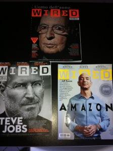 copertine di Wired