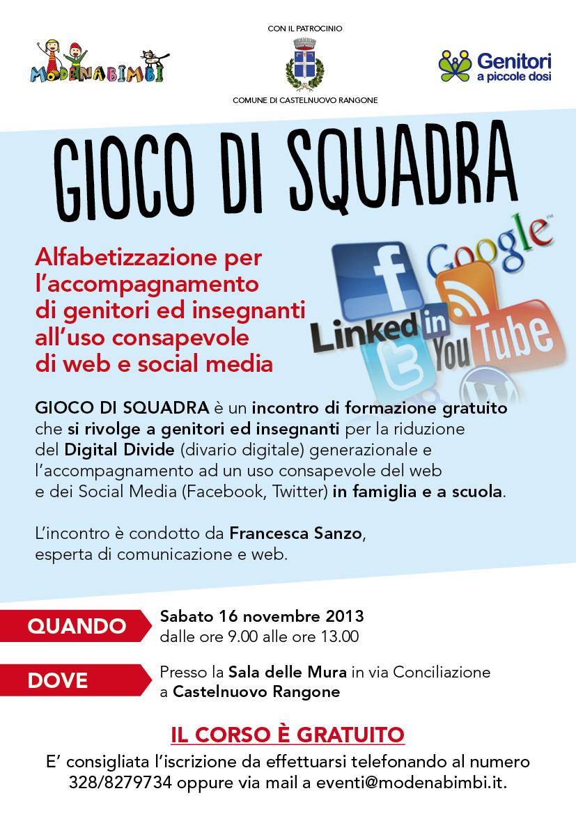 Modenabimbi Calendario.Formazione Web E Social Media Archivi Francesca Sanzo