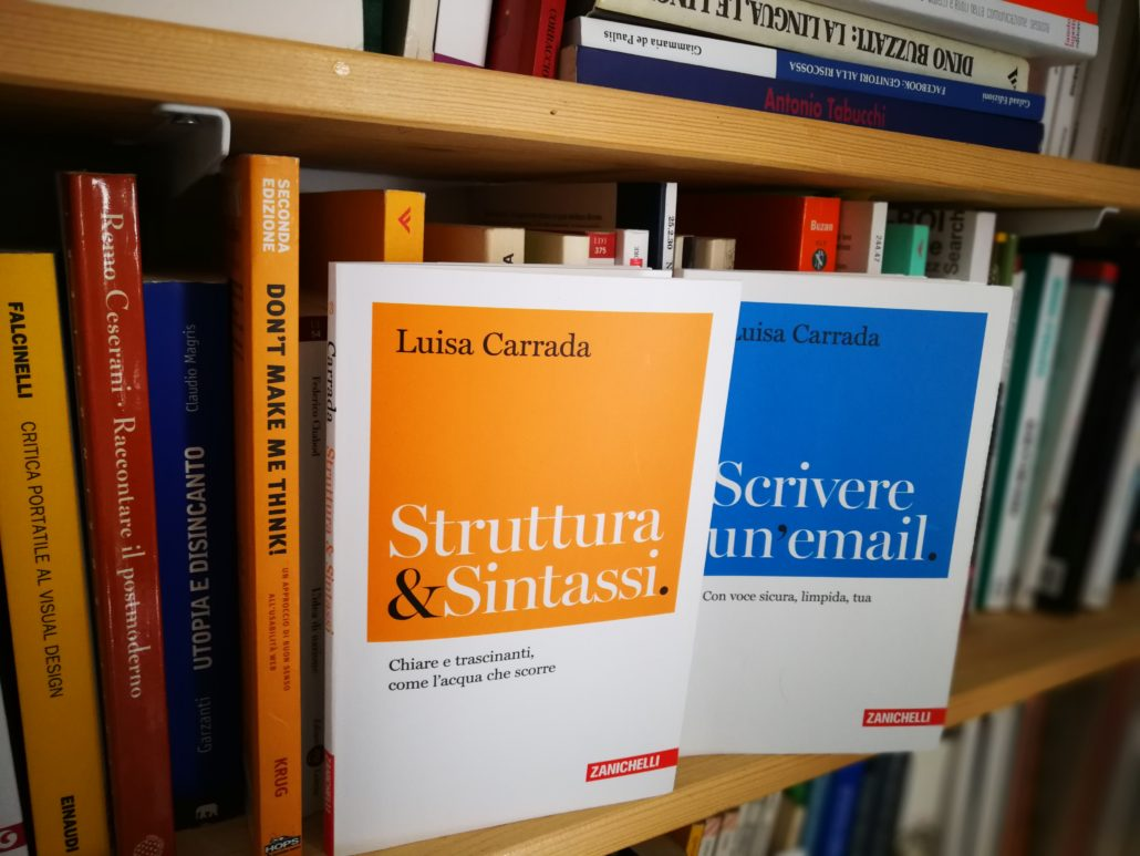 Carrada - libri 2018