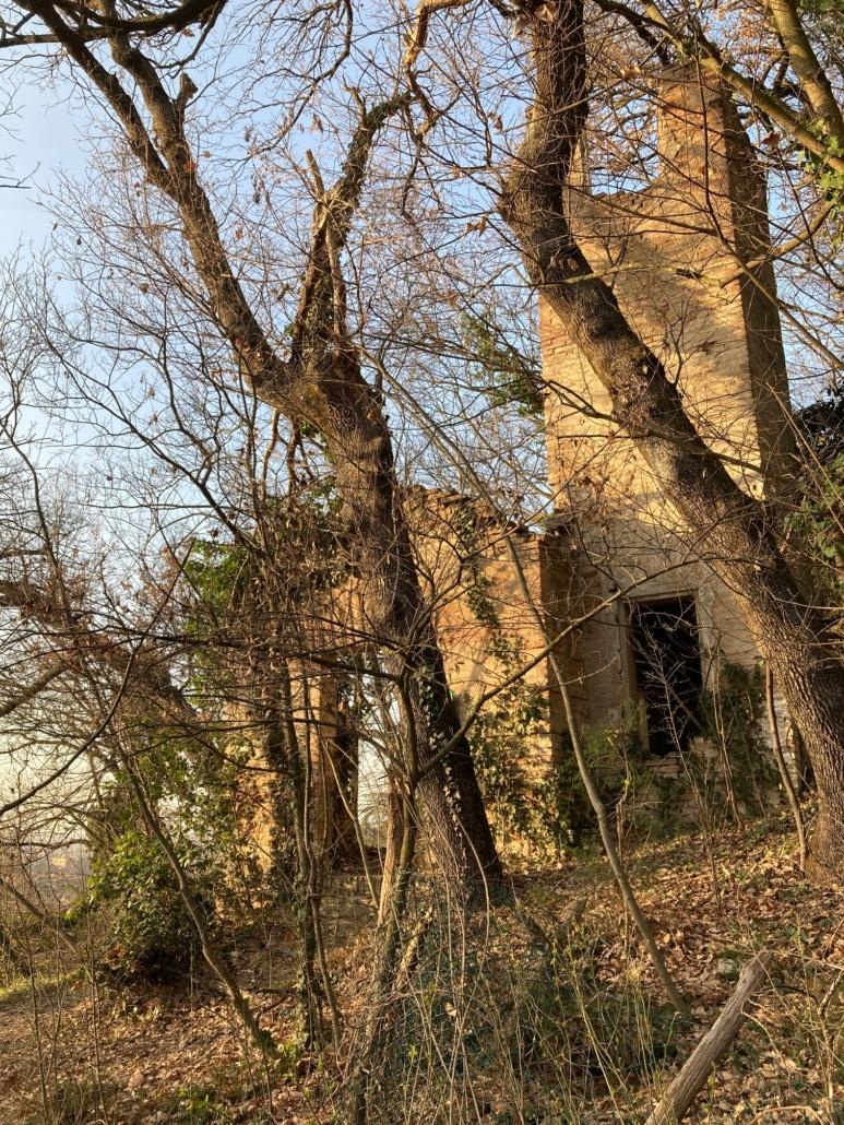 Romitorio Parco della Chiusa, colli di Bologna